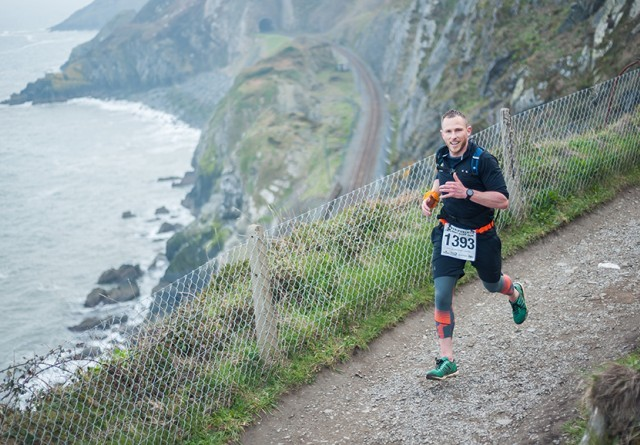 GAELFORCE 10K BRAY CLIFF RUN